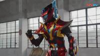 Armor Hero Hunter God Brain crisis Episode 05 001 15979