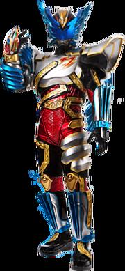 02.②迦樓羅戰士神鷹X暴風形態(Satria Garuda Bima-X Storm Mode)