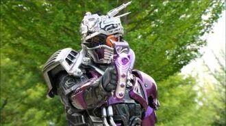 Super Hero Taisen GP News Mashin Chaser To Work With Shocker