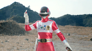 Super Hero Taisen - Red1