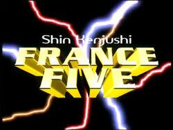 France Five Title
