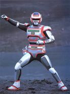 Space Wolf Juspion