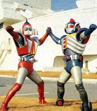 Space Ironmen Kyodain