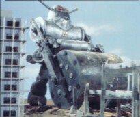Roller Robot