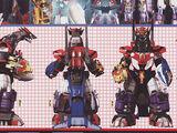 Fusion Beast-King DaiSazer