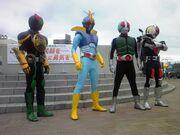 Sea Jetter Kamen Rider