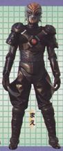 Jado fighter mode