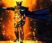 02.⑤-2迦樓羅戰士神鷹X黑暗形態(Satria Garuda Bima-X Dark Mode)