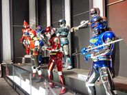 Metal Heroes and Kyodain