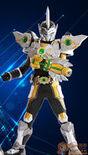 ArmorHero Burst Giant/ Quake Terra Warrior
