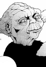 Yoda Humano - Manga