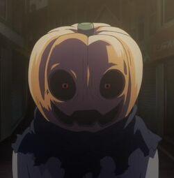 Lantern Mask