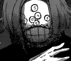 Kanae mascara en aogiri