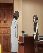 Kazuo en el Anteiku