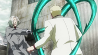 Kureo ataca a Jason
