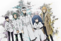 Tokyo Ghoul re anime visual 3