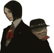 Kijima and Furuta's character profile