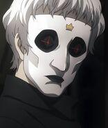 Donato porpora mascara Anime