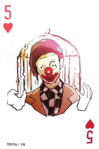 5 de corazones