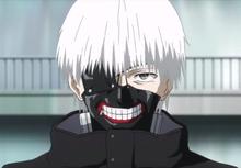 Máscara de Kaneki