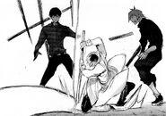 Sasaki salva a su escuadra de Akashi Kobayashi