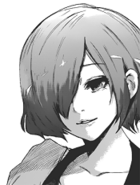 Touka tokyo ghoul re 10 2