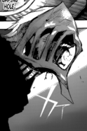 Takizawa's Second Kakuja Mask