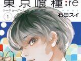 Lista de Capítulos de Tokyo Ghoul:re