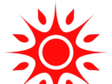 The Red Sun