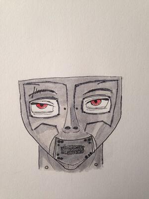Akihiko's Mask Leatherface