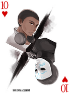 Daren Ten of Hearts