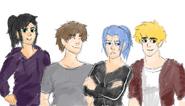 Quinx-squad