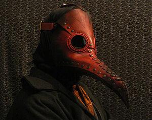 Brandon Kado Mask