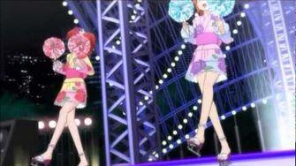 Pretty Rhythm Aurora Dream Episode 18 - Aira & Rizumu - We Will Win