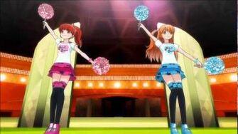 (HQ) Pretty Rhythm Aurora Dream - Aira & Rizumu - We Will Win! (episode 20)
