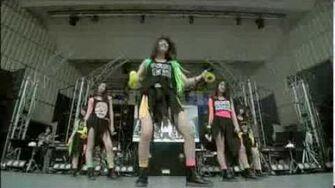 TOKYO GIRLS' STYLE HIMAWARI to Hoshikuzu live