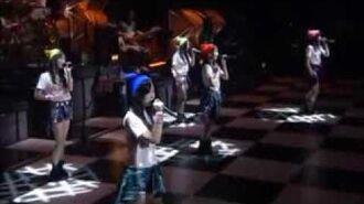 東京女子流 「追憶」(2012.12.22 日本武道館)