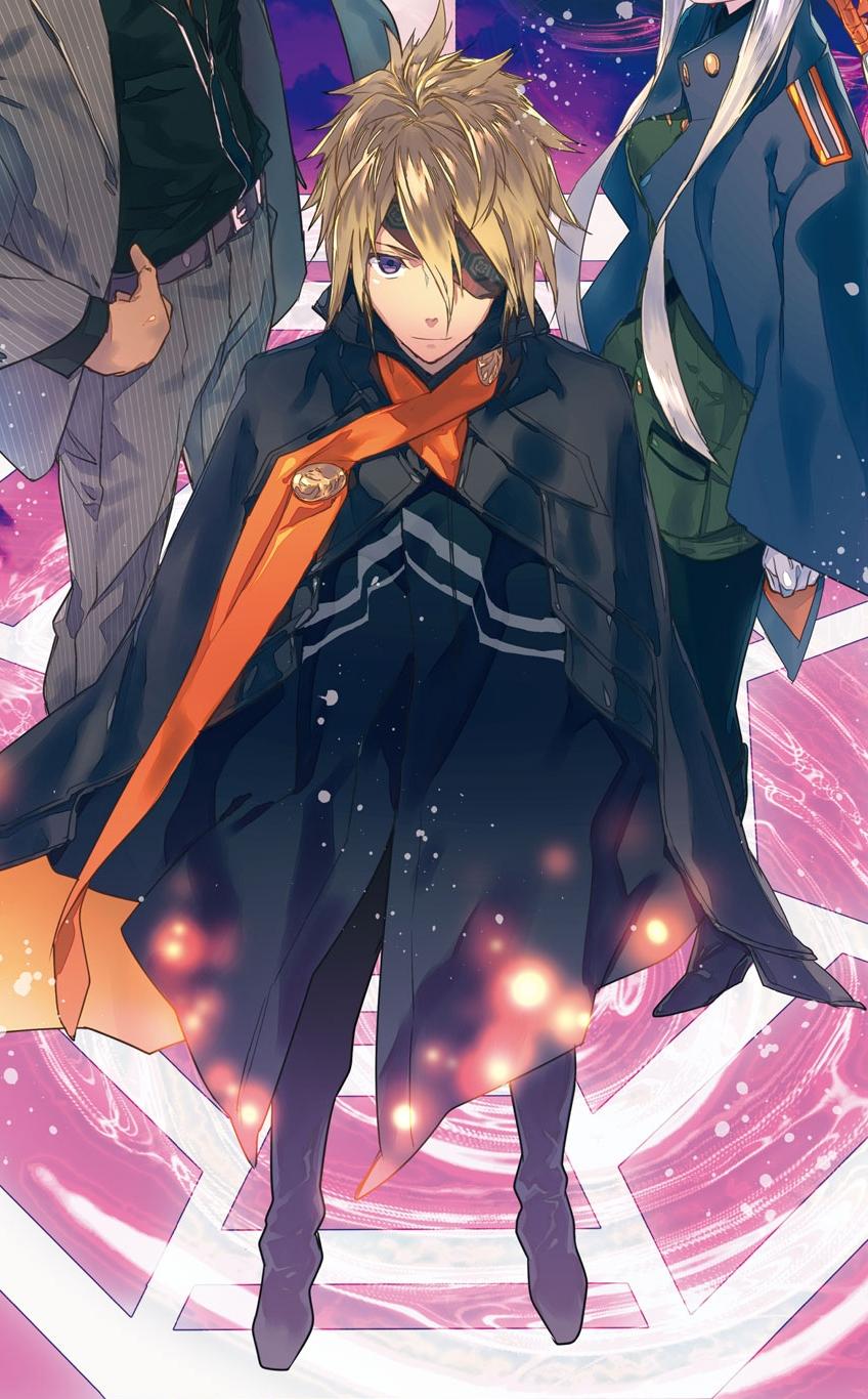 Anime Light Novel After Timeskip