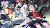 Tokyo Ravens audio full opening 1 full HD
