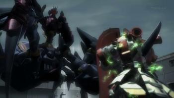 Tsuchigumo vs Emperor
