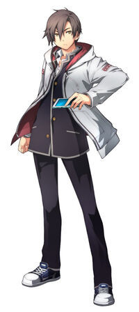 Kou Tokisaka School Uniform