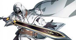 White Shroud X-Strike