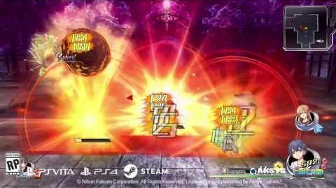 Tokyo Xanadu Gameplay Video 2