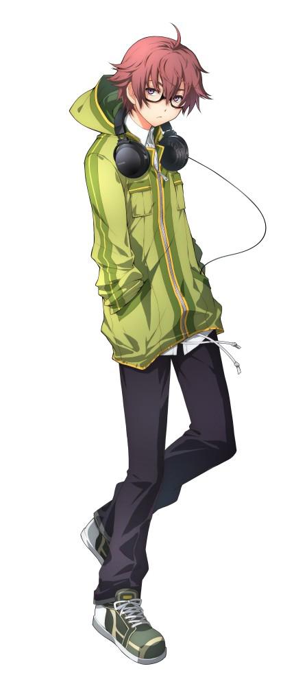 Anime Characters Jacket : Yuuki shinomiya tokyo xanadu wiki fandom powered by wikia