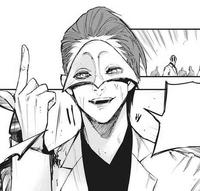 Tsukiyama's new mask