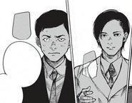 Yoshitoki Washuu and Itsuki Marude's first meeting