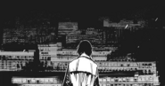 Ayato finds an underground city in the 24th Ward