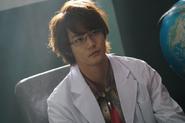 Film character introduction Nishiki