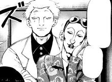 Nico e Yamori prima apparizione