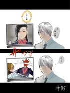 Post Re Episode 5 Illustration by Ishida Sui (1 may 2018)